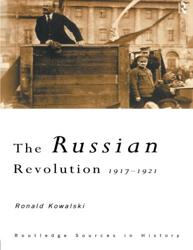 Cover of: The Russian revolution: 1917-1921