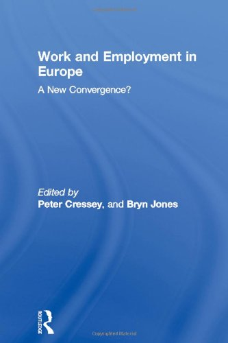 Cover image - Work and employment in Europe: a new convergence?