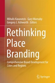 Cover of: Rethinking Place Branding