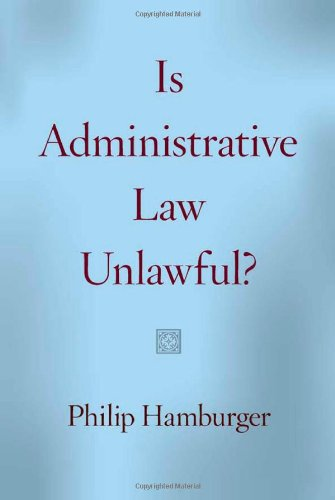 Administrative law essay